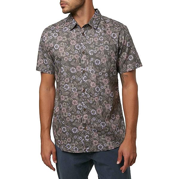 O'Neill Takin' Time Mens Shirt, Light Grey, 600