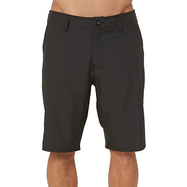 O'Neill Reserve Heather Mens Hybrid Shorts, Black, 600