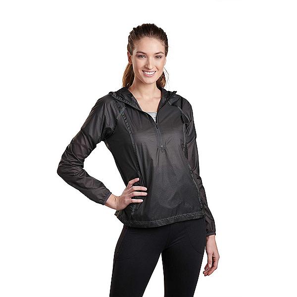 KUHL Parajax Anorak Womens Jacket 2019, Carbon, 600