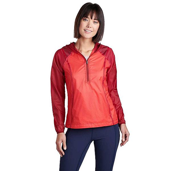 KUHL Parajax Anorak Womens Jacket 2019, Coral Fusion, 600