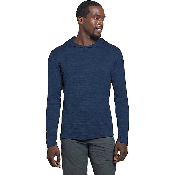 KUHL Alloy Mens Hoodie, Blue Depths, 600