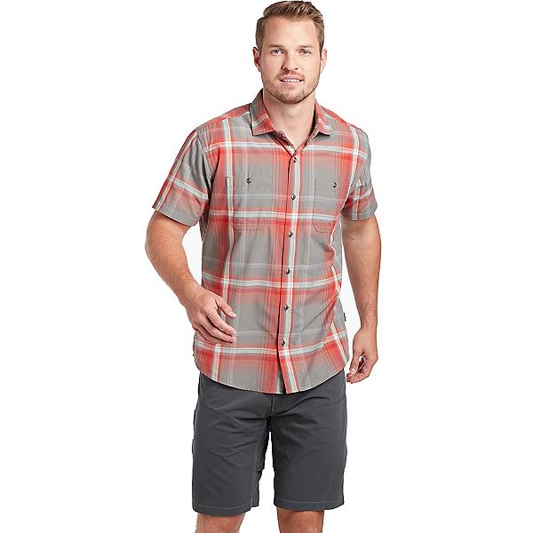 KUHL Styk Mens Shirt, Cayenne, 600