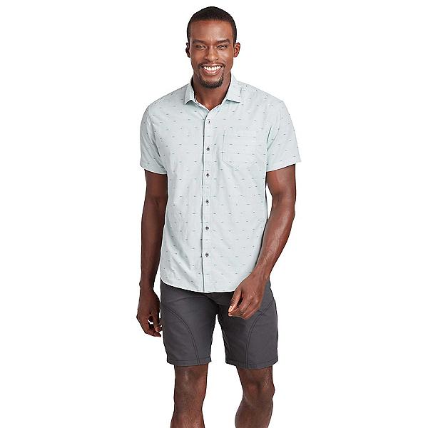 KUHL Intrepid SS Mens Shirt, Summer Breeze, 600