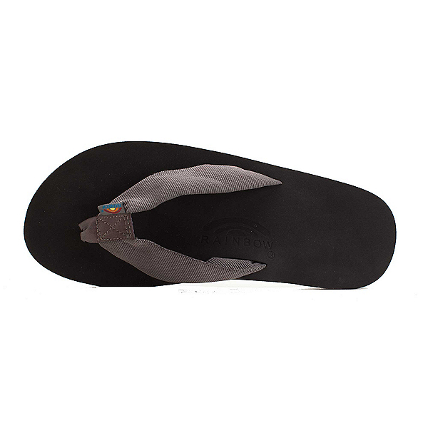 Rainbow Sandals The Cloud Mens Flip Flops, Grey, 600