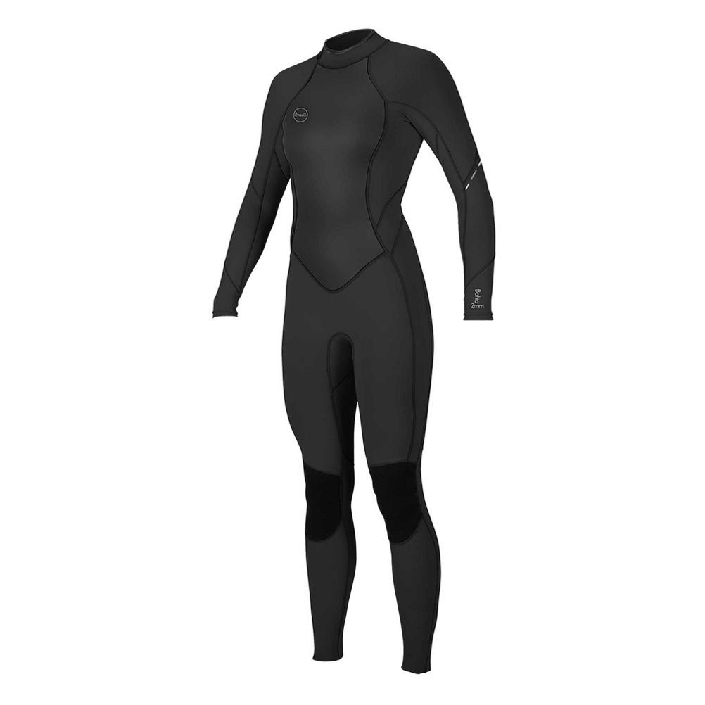 Image of O'Neill Bahia Full 3/2 Back Zip Womens Full Wetsuit 2020