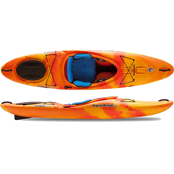 Liquidlogic Remix XP 9 Kayak 2019, Sunburst, 600