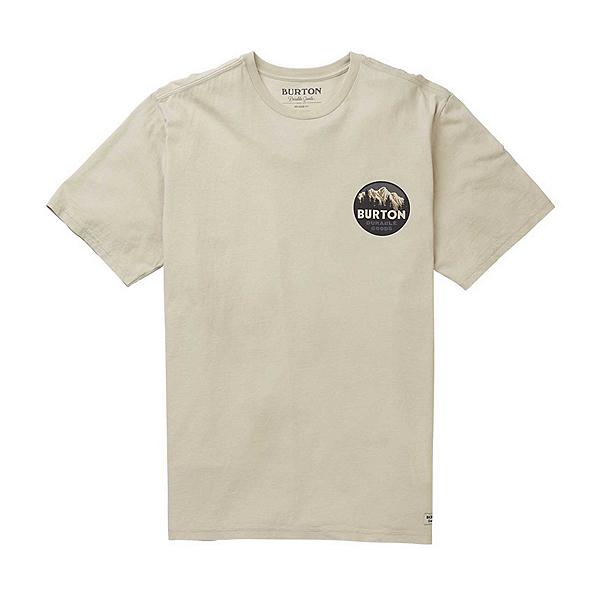 Burton Taproot Mens T-Shirt, Pelican, 600