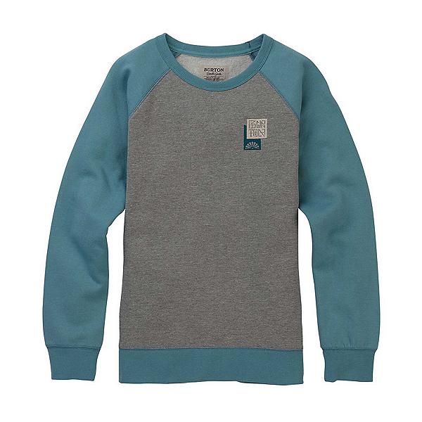 Burton Keeler Crew Sweatshirt, , 600