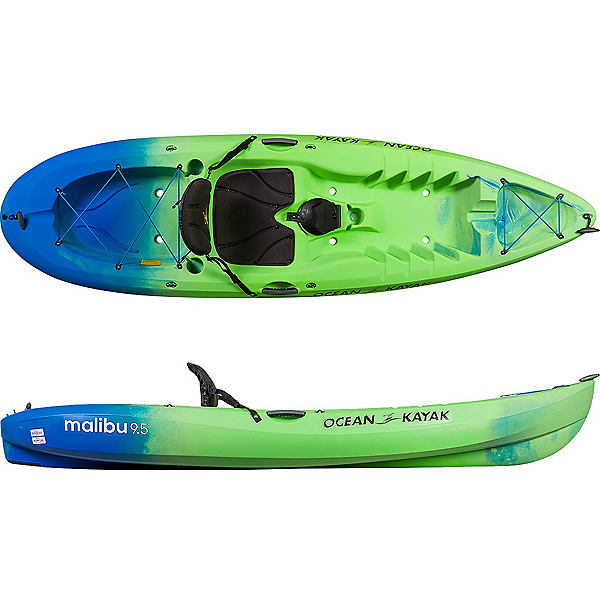 Ocean Kayak Malibu 9'5 Sit On Top Kayak 2019, , 600
