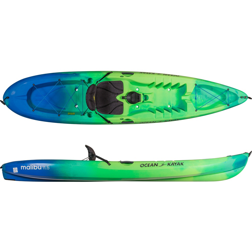 Ocean Kayak Malibu 11'6 Sit On Top Kayak 2020 im test