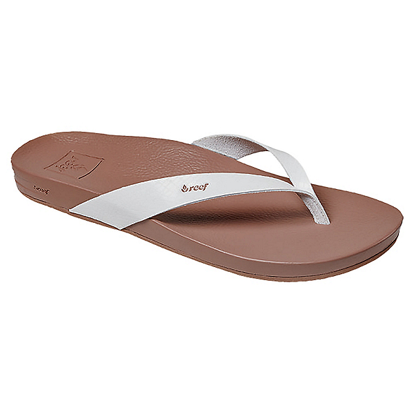 Reef Cushion Bounce Court Womens Flip Flops 2020, Cloud, 600