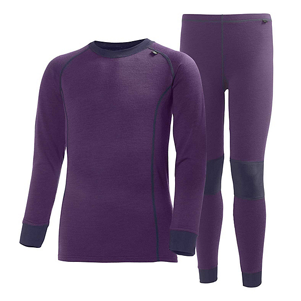 Helly Hansen Lifo Merino Girls Long Underwear Set, , 600