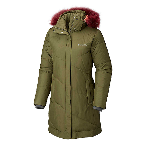 Columbia Snow Eclipse Mid Womens Jacket, , 600