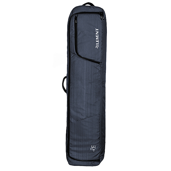 5th Element Bomber Double 157 Wheeled Snowboards Bag 2021, Heather Blue, 600