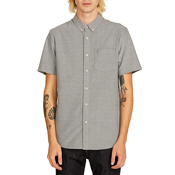 Volcom Everett Oxford Mens Shirt, , 600
