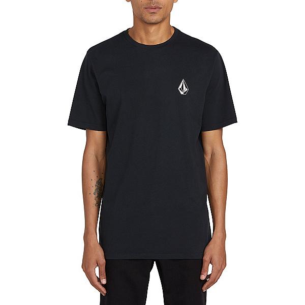 Volcom Deadly Stone Mens T-Shirt, Black, 600