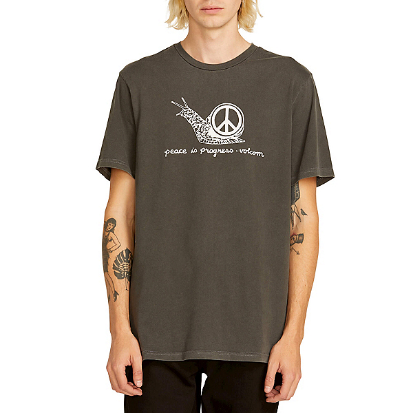 Volcom Peace Is Progress Mens T-Shirt, , 600