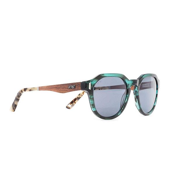 Proof Eyewear Goodson Eco Polarized Sunglasses, Jade Polarized, 600