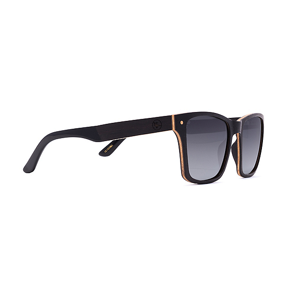 Proof Eyewear Tamarack Wood Polarized Sunglasses, , 600