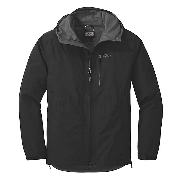 Outdoor Research Foray Mens Jacket, Black, 600
