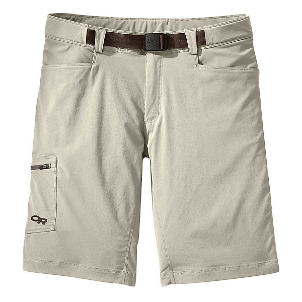 Outdoor Research Equinox Mens Hybrid Shorts, Cairn, 600