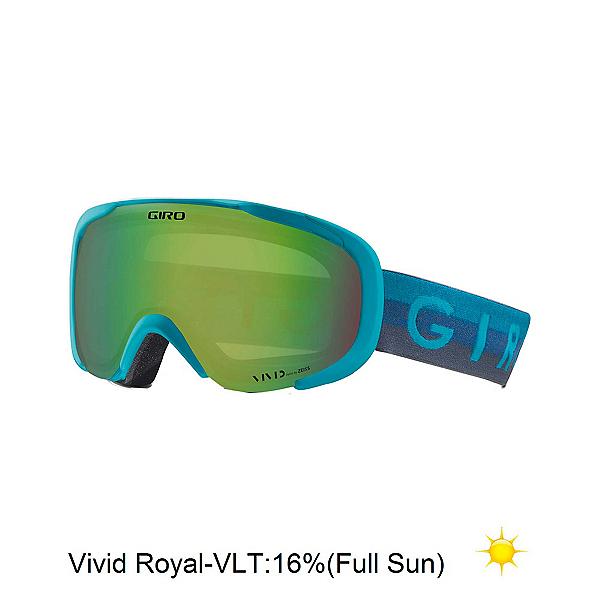 Giro Compass Goggles, Blue Horizon-Vivid Royal, 600