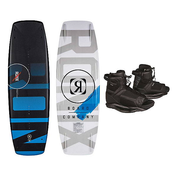 Ronix District Wakeboard With Divide Bindings, , 600