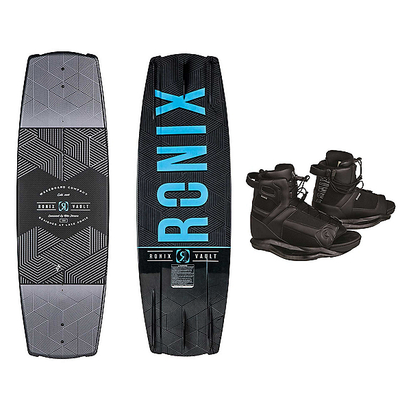 Ronix Vault Wakeboard With Divide Bindings, , 600