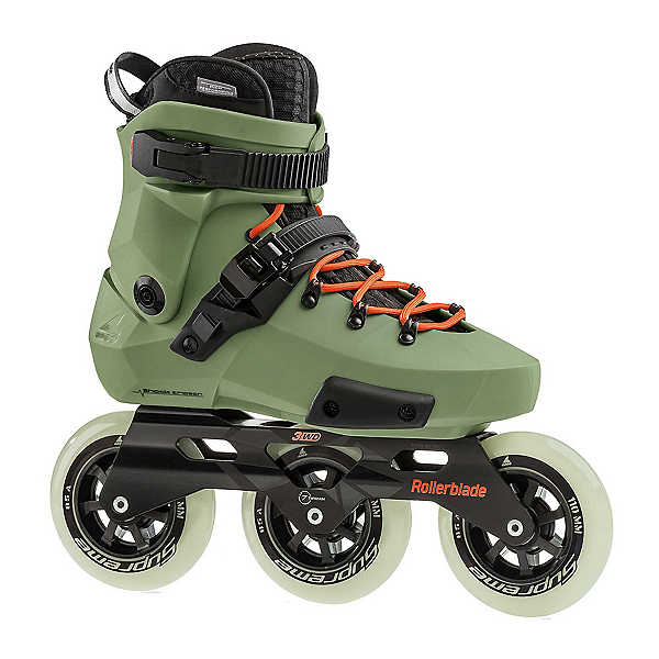 Rollerblade Twister Edge Edition 2 3WD Urban Inline Skates, , 600