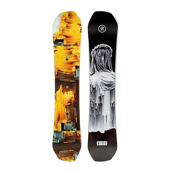 Ride Helix Wide Snowboard 2020, , 600