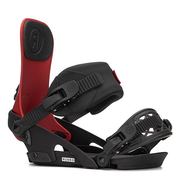 Ride Rodeo Snowboard Bindings 2020, Brick, 600