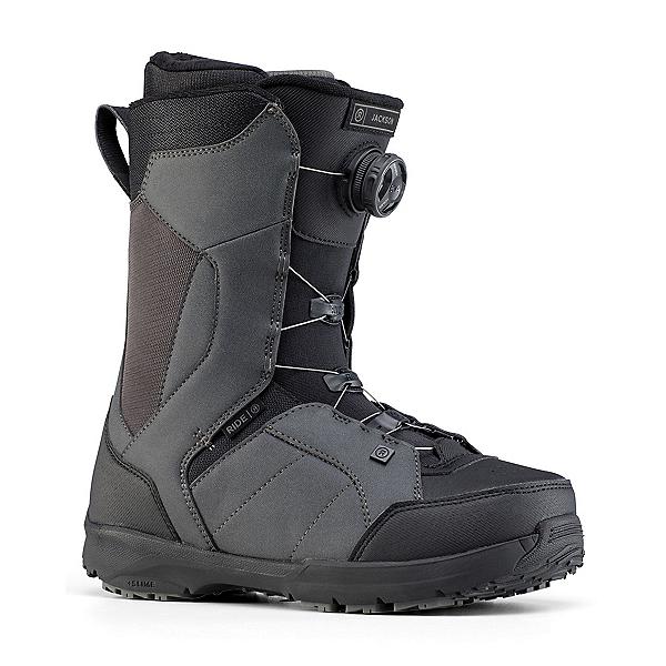 Ride Jackson Boa Coiler Snowboard Boots 2020, Grey, 600