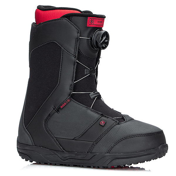 Ride Rook Boa Snowboard Boots 2020, , 600