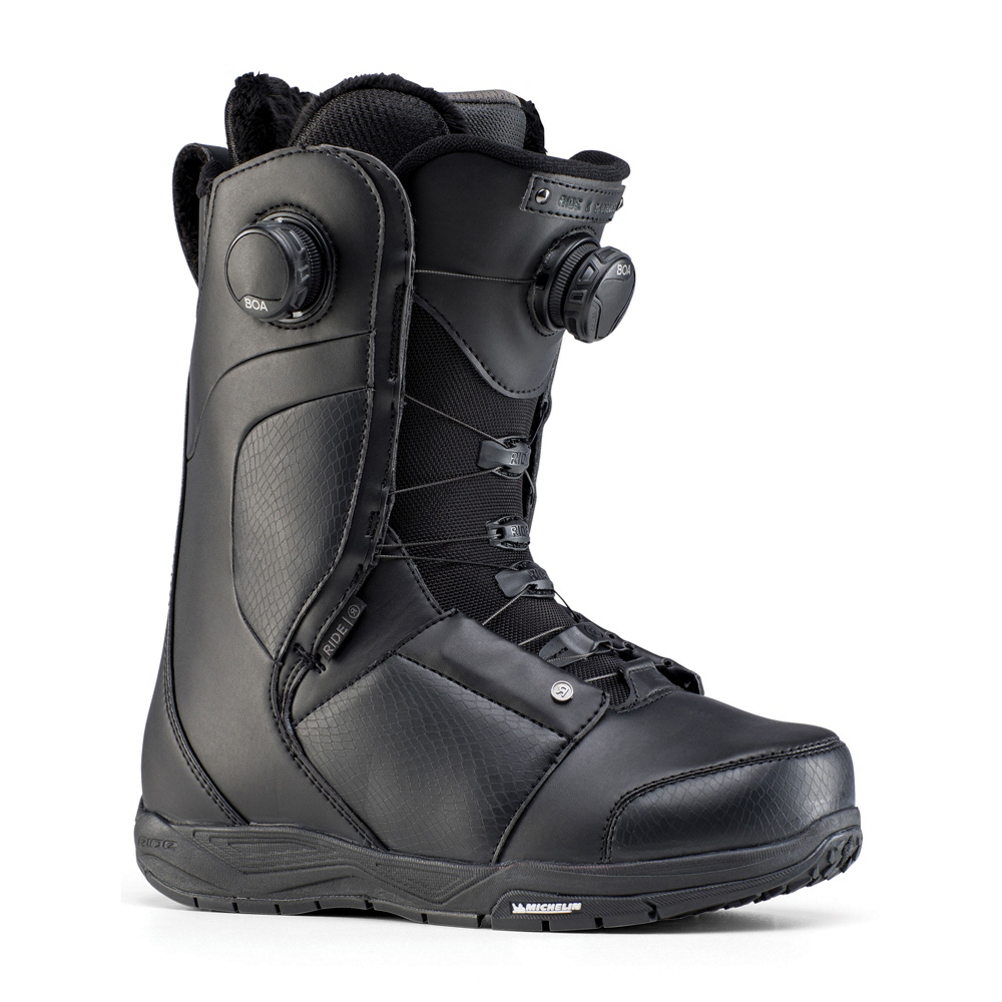 Ride Cadence Focus Boa Womens Snowboard Boots 2020 im test
