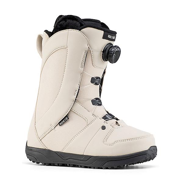 Ride Sage Boa Coiler Womens Snowboard Boots 2020, Cashew, 600