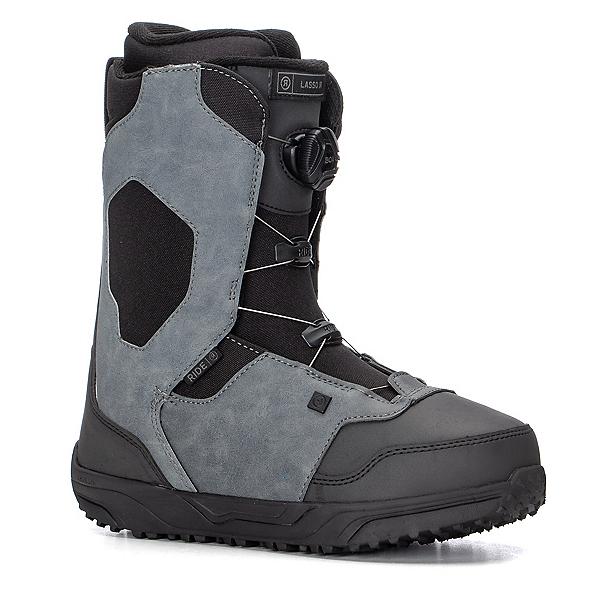 Ride Lasso Boa Kids Snowboard Boots 2020, , 600