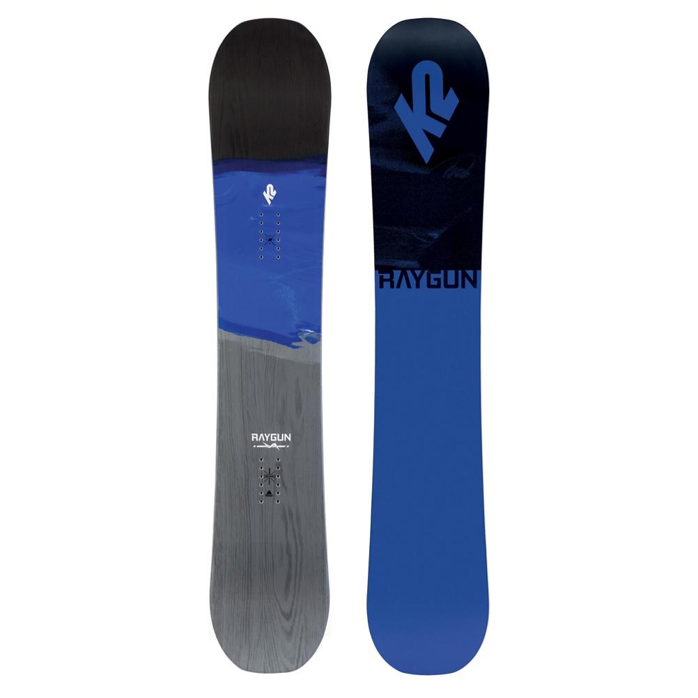 K2 Raygun Wide Snowboard 2020 im test