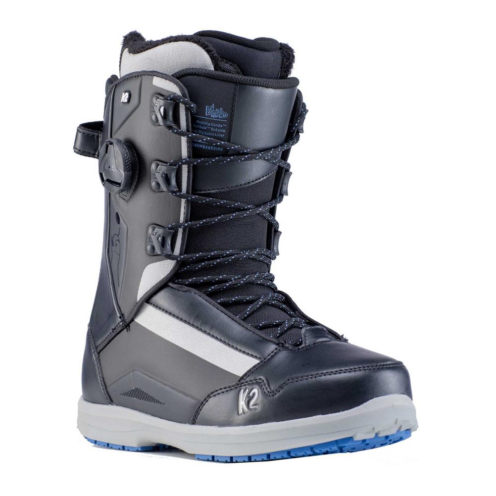 K2 Darko Snowboard Boots 2020 im test