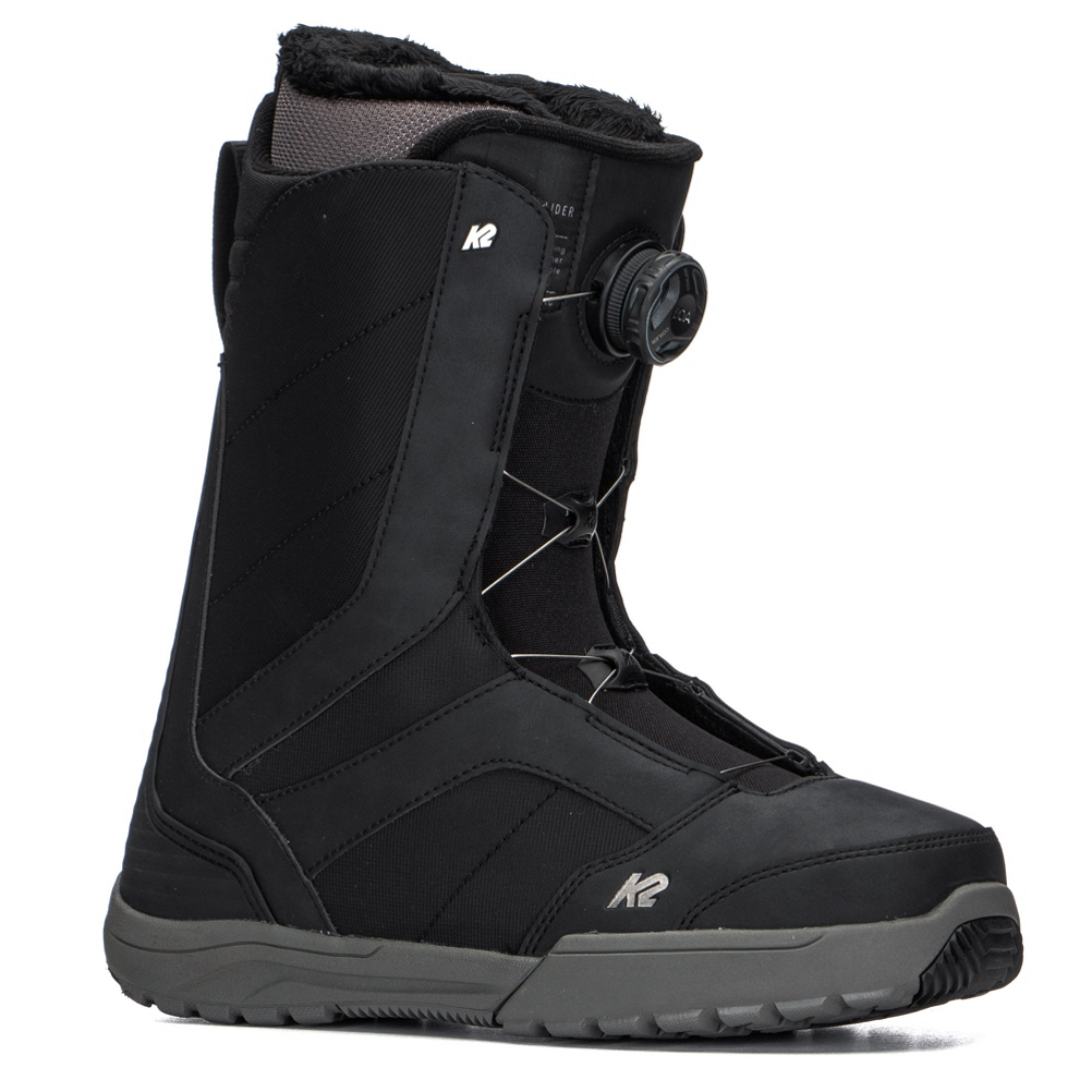 K2 Raider Boa Coiler Snowboard Boots 2020 im test