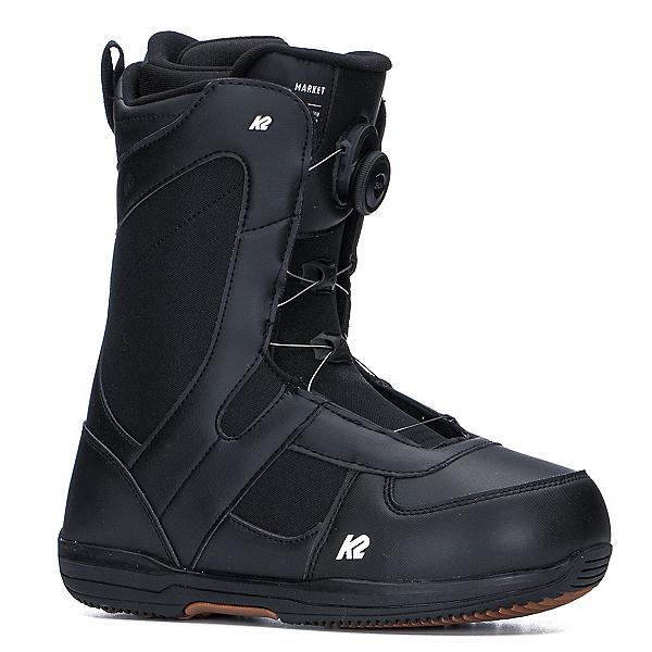 K2 Market Boa Snowboard Boots 2020, , 600