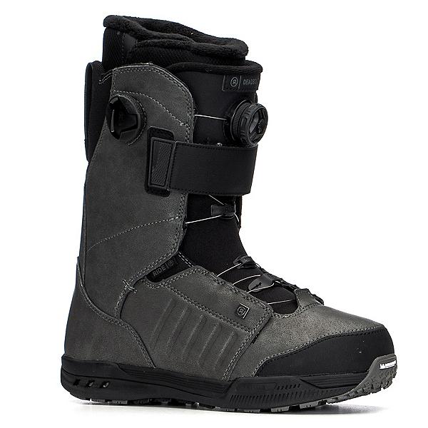 Ride Deadbolt Snowboard Boots, Grey, 600
