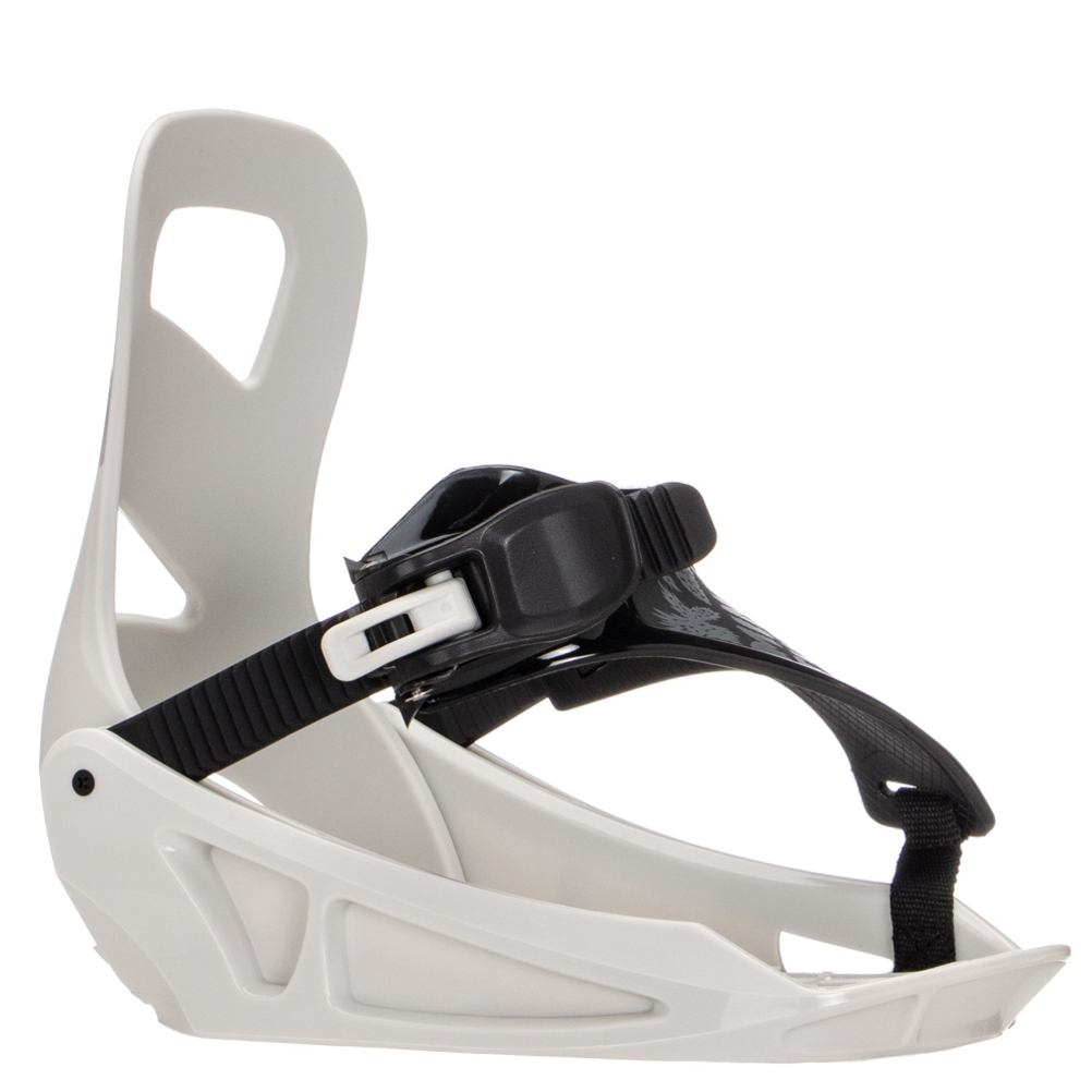 K2 Mini Turbo Kids Snowboard Bindings 2021 im test