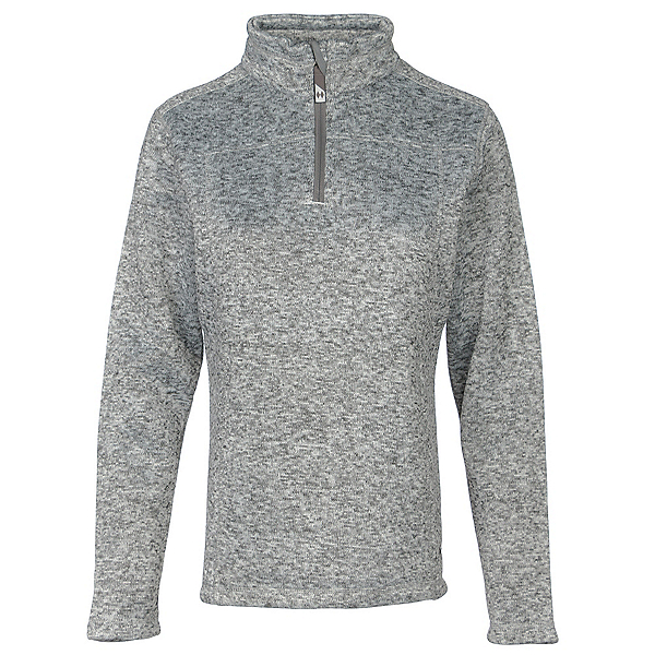Double Diamond Maybell Womens Sweater 2019, Smoked Pearl, 600