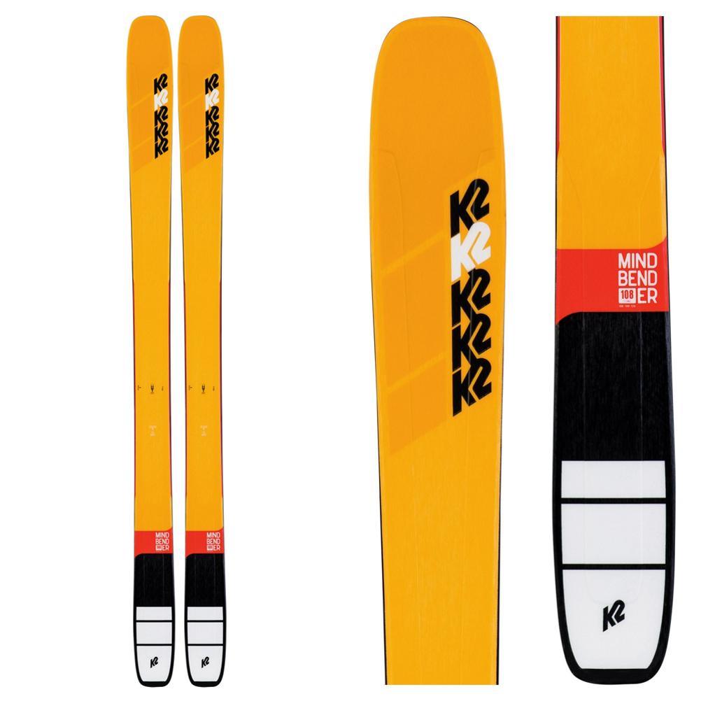 K2 Mindbender 108 Ti Skis 2020
