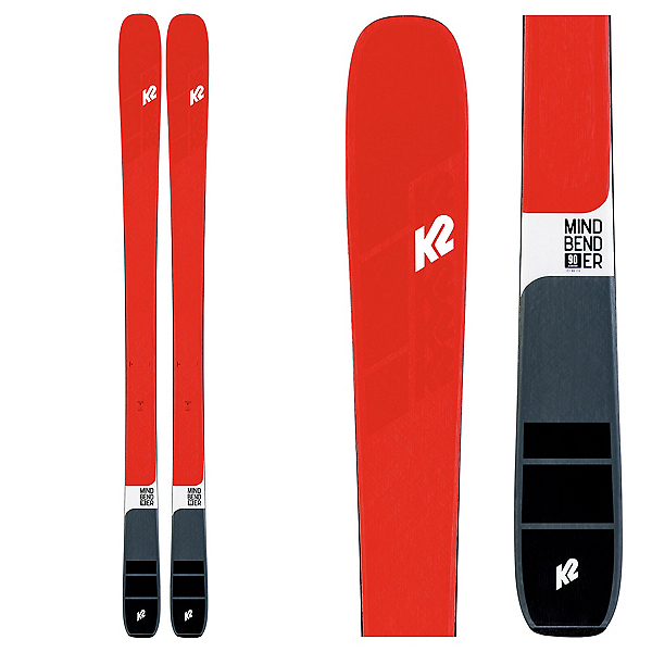 K2 Mindbender 90 C Skis 2020, , 600