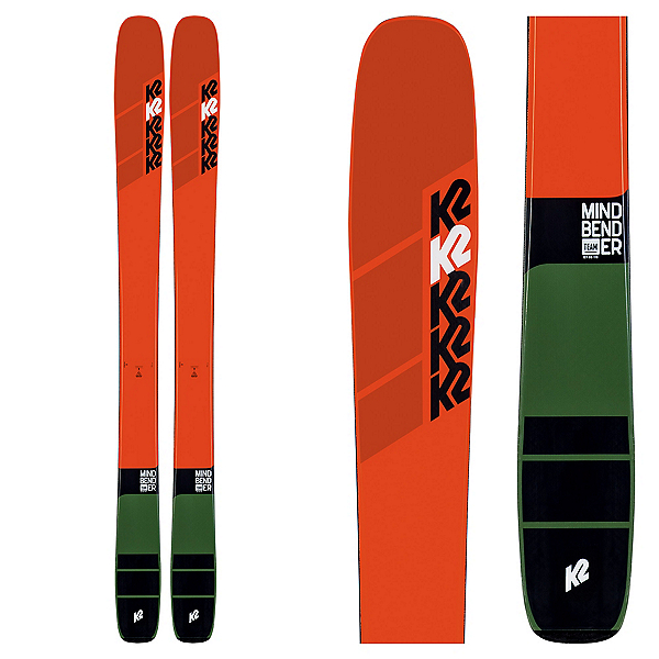 K2 Mindbender Team Kids Skis, , 600