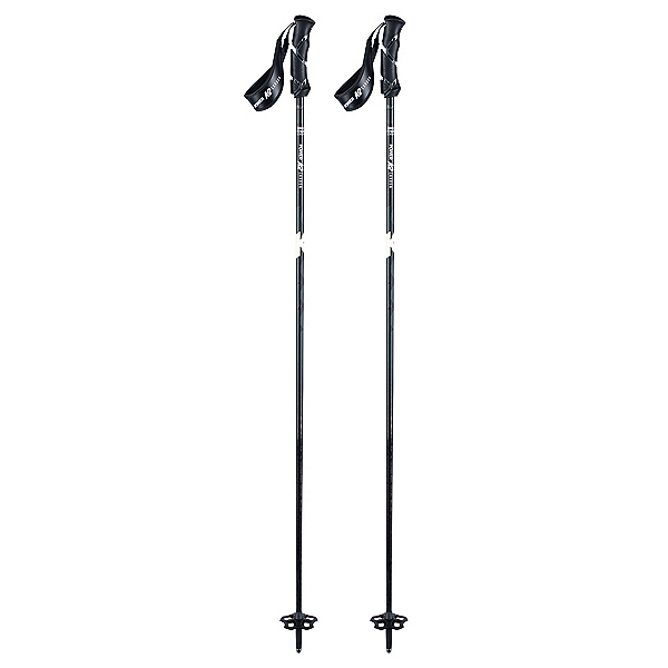 K2 Power Carbon Ski Poles, Slate, 600