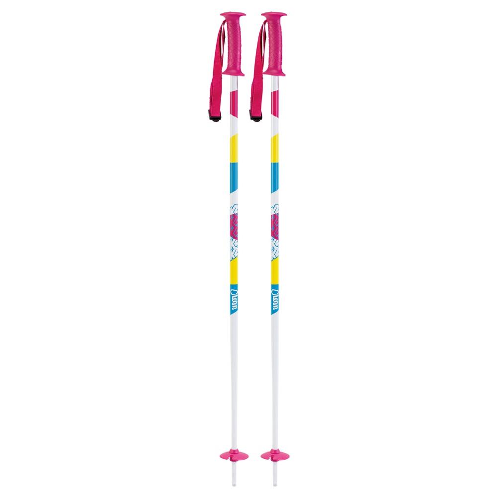 K2 Charm Girls Ski Poles 2021 im test