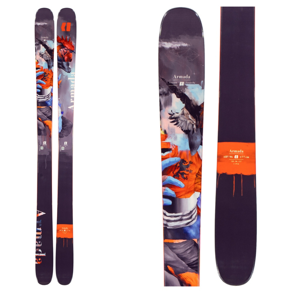 Image of Armada ARV 96 Skis 2020