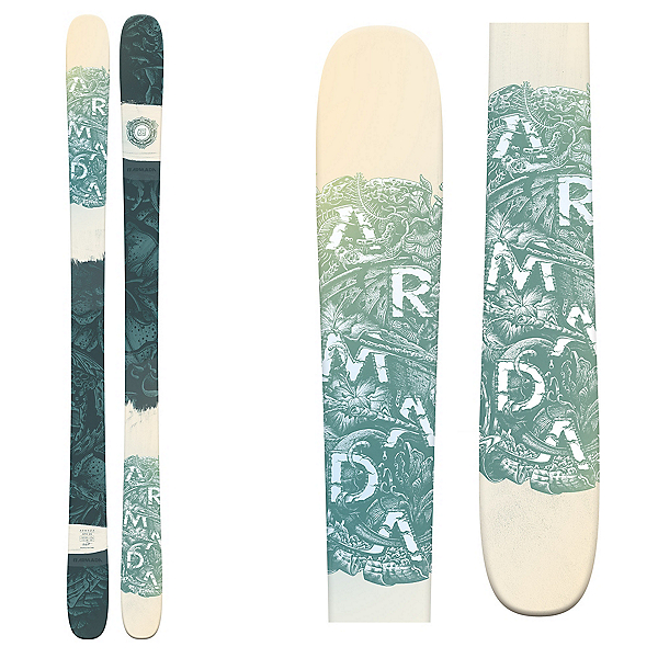 Armada ARW 86 Womens Skis 2020, , 600